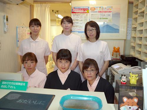 前田耳鼻咽喉科医院スタッフ